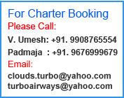 Turbo Charter Contacts